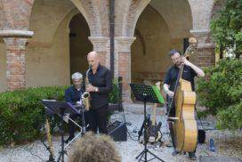 Riuscitissimo il concerto jazz del Mario Marcassa Trio